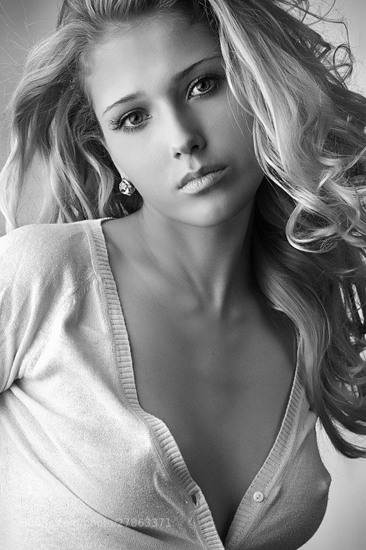 Photograph Masha by Mikhail Grafik on 500px