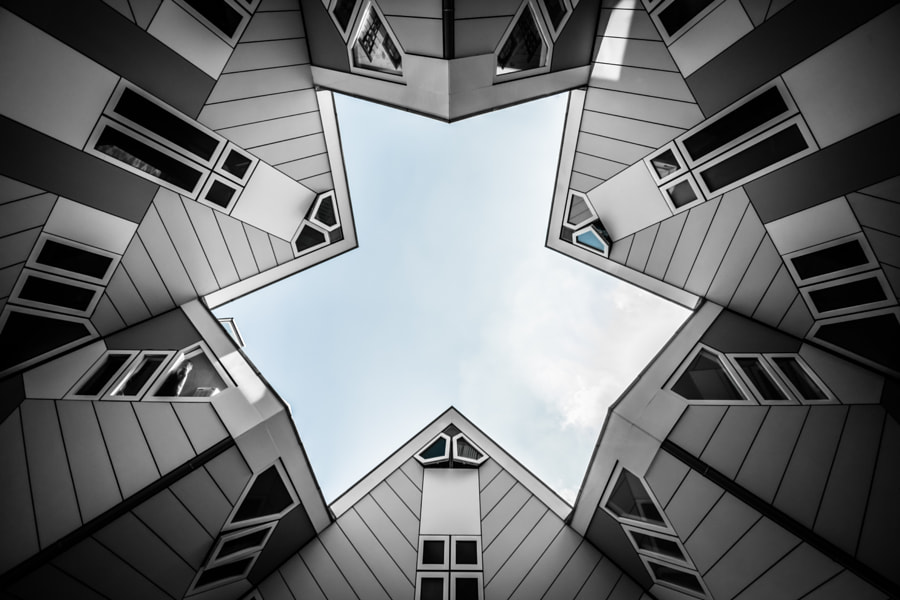 Cubes by Sebastian Schneider on 500px.com