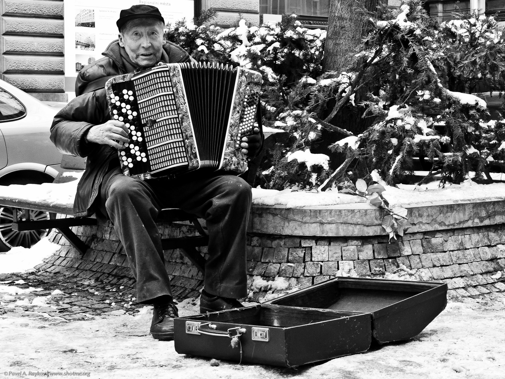 Photograph Accordion Player by Pavel Raykov on 500px