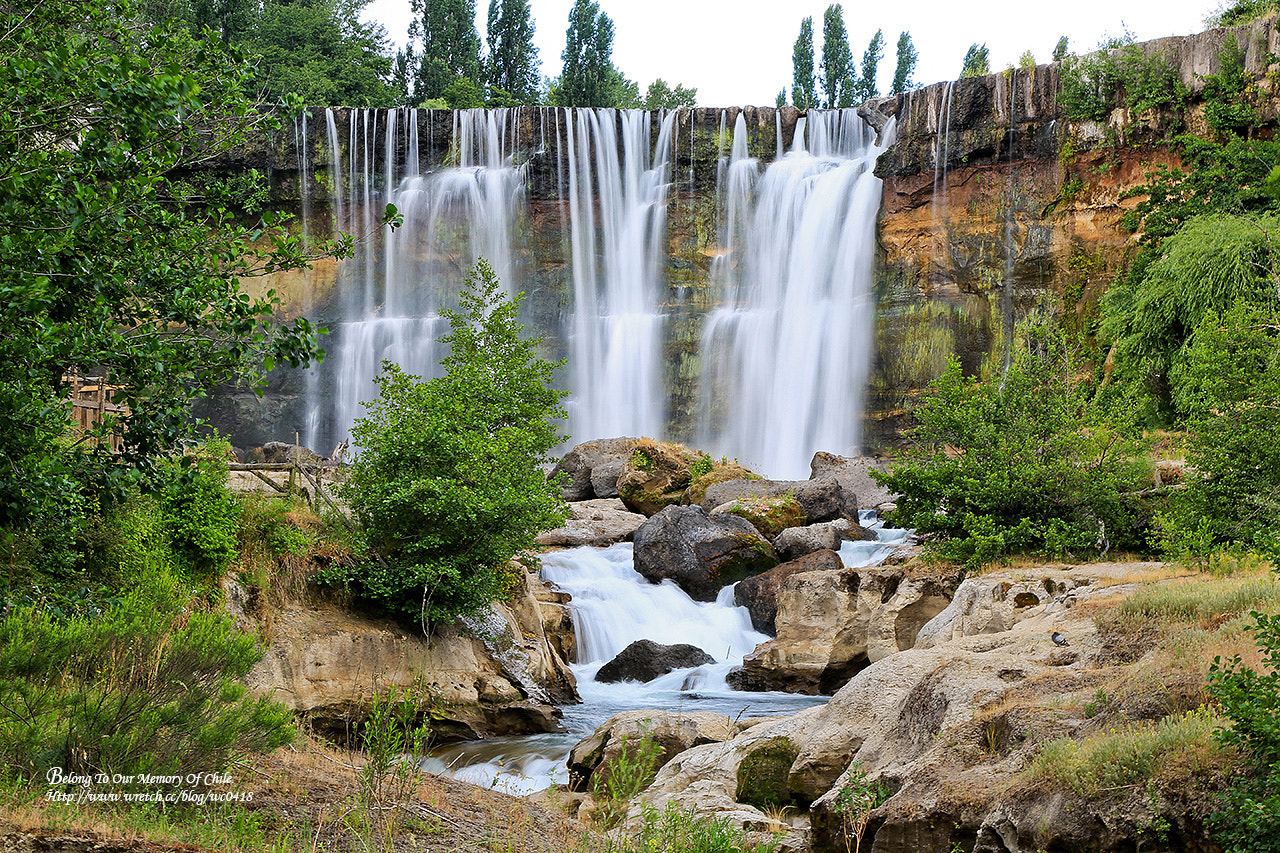 Photograph Chile waterfall by 憲龍 周 on 500px