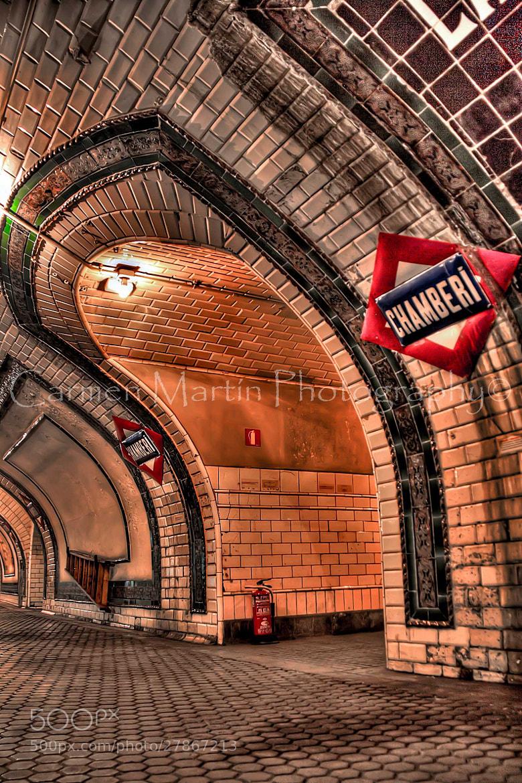 Photograph Old station  by Carmen Martín on 500px