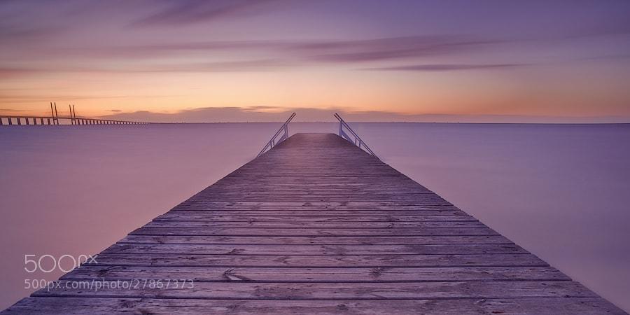 Photograph Sibbarp Sunset by Magnus Larsson on 500px