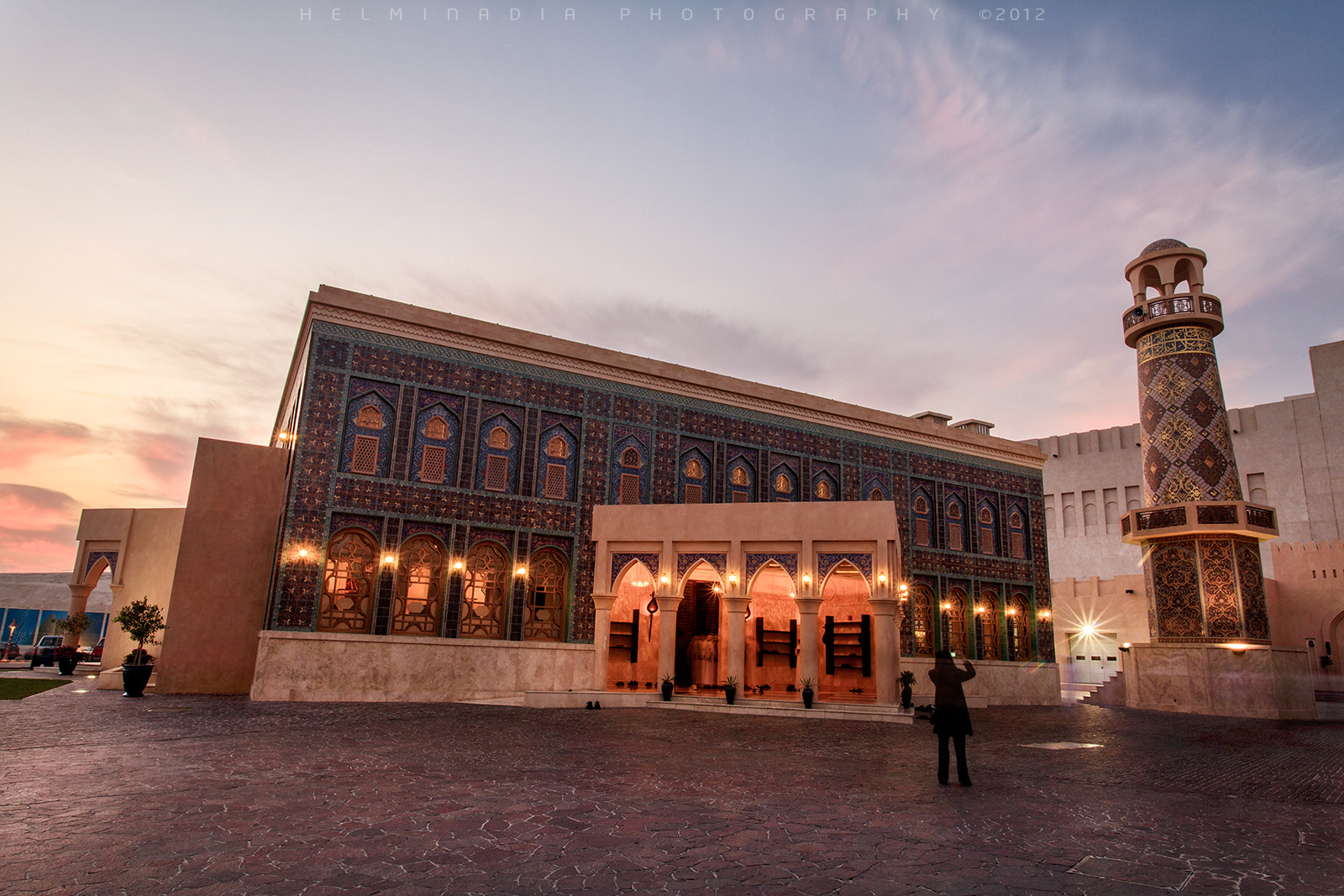 Photograph Katara Mosque by Helminadia Ranford on 500px