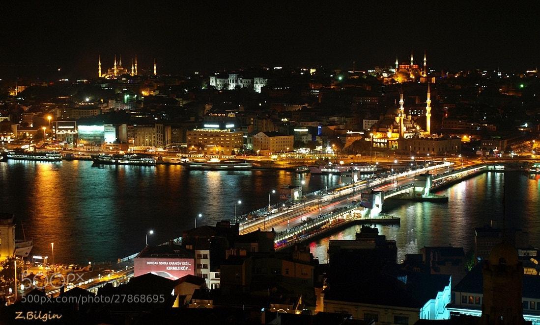 Photograph Haliç  (İstanbul/Turkey) by Zeki Bilgin on 500px