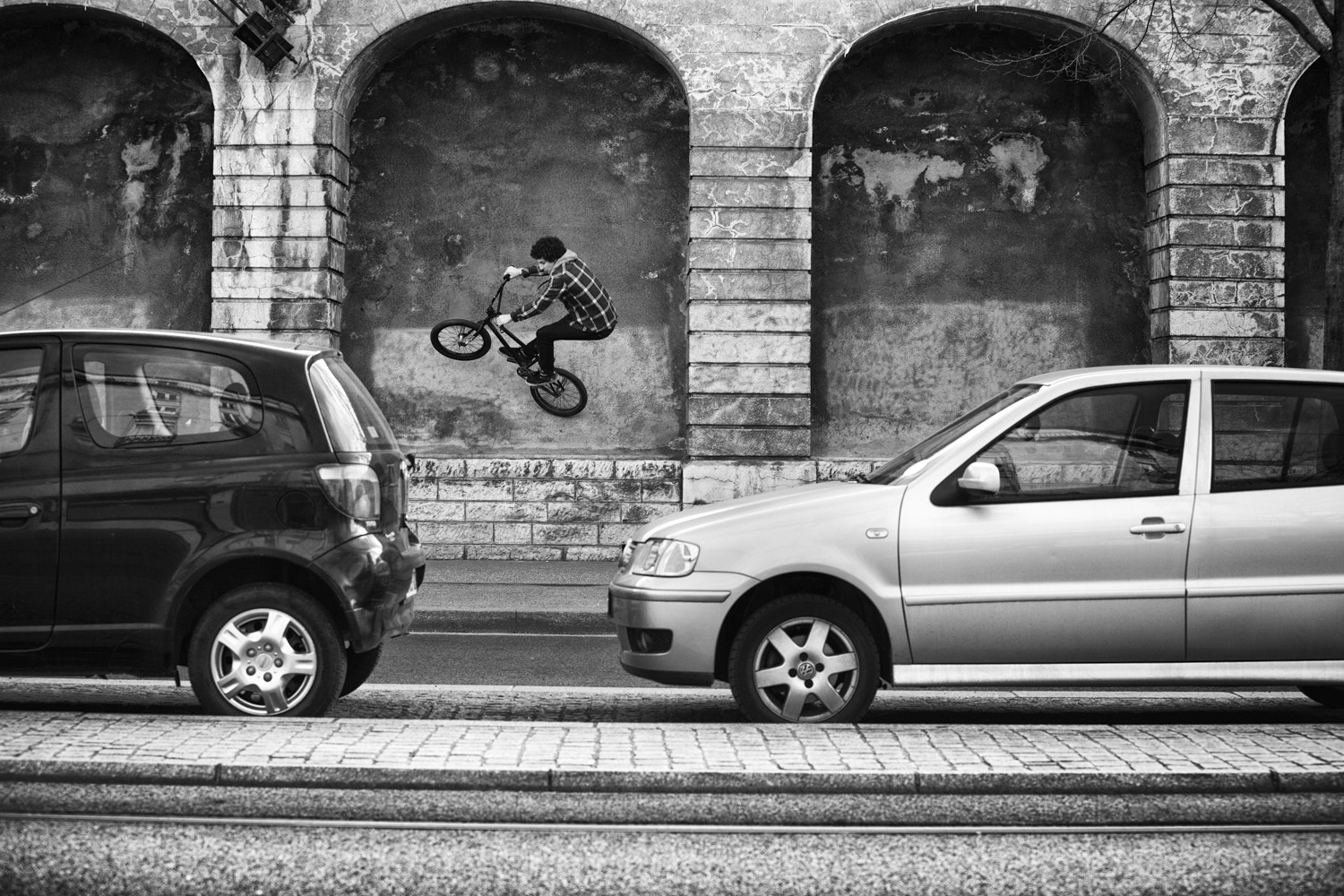 Photograph The street by Guillaume Ducreux on 500px