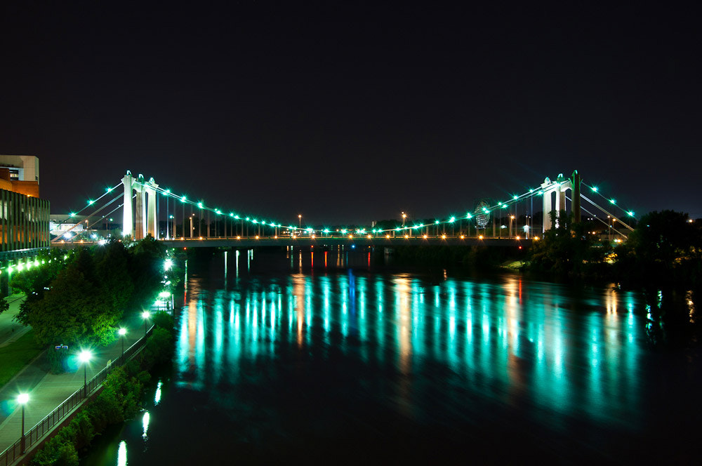 Photograph Father Hennepin Bridge by Andrew Kurcan on 500px