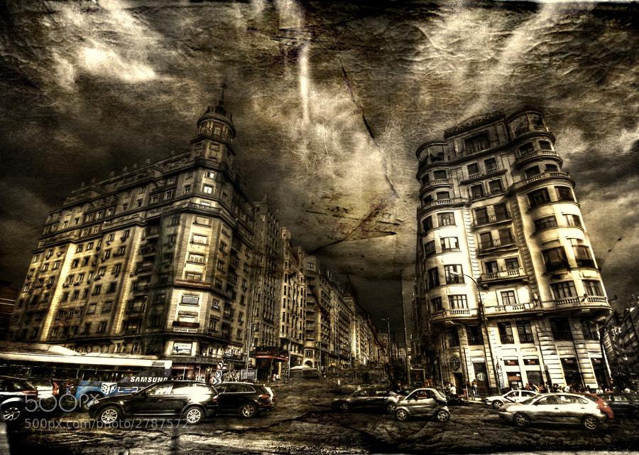 Photograph La Gran Via  by Dani  Parra on 500px