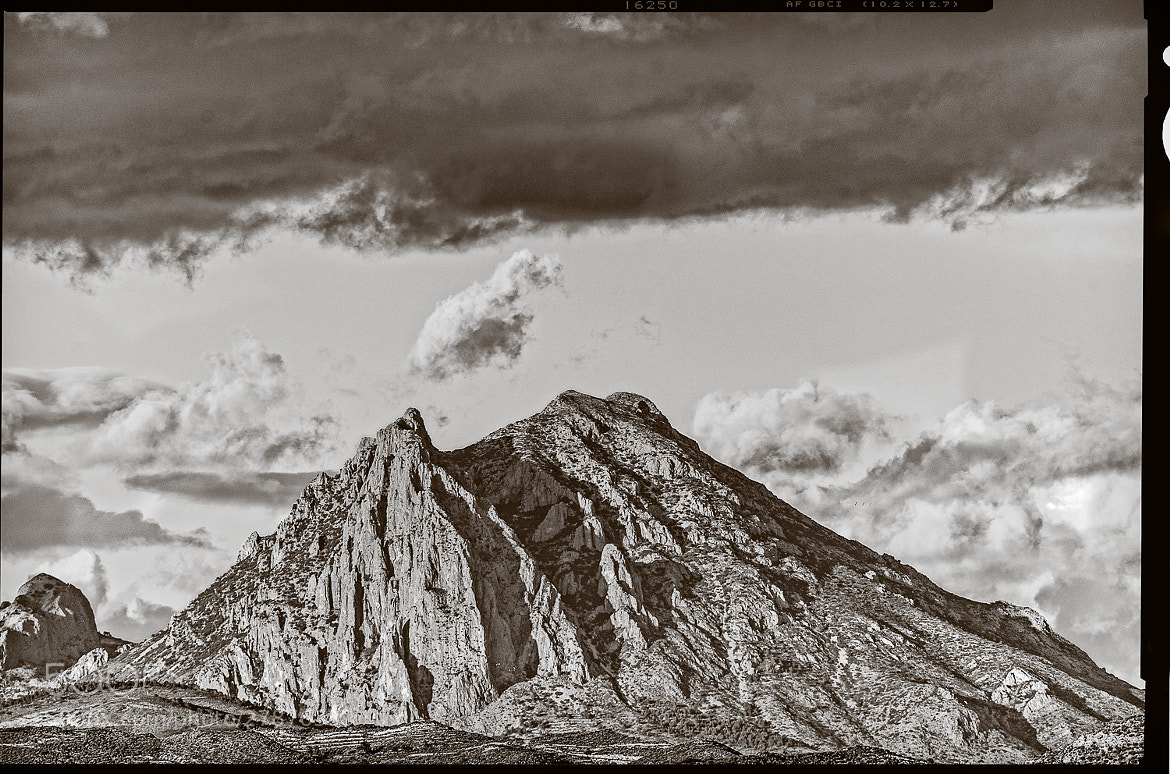 Photograph El Campello Mountain by Paul Todd on 500px