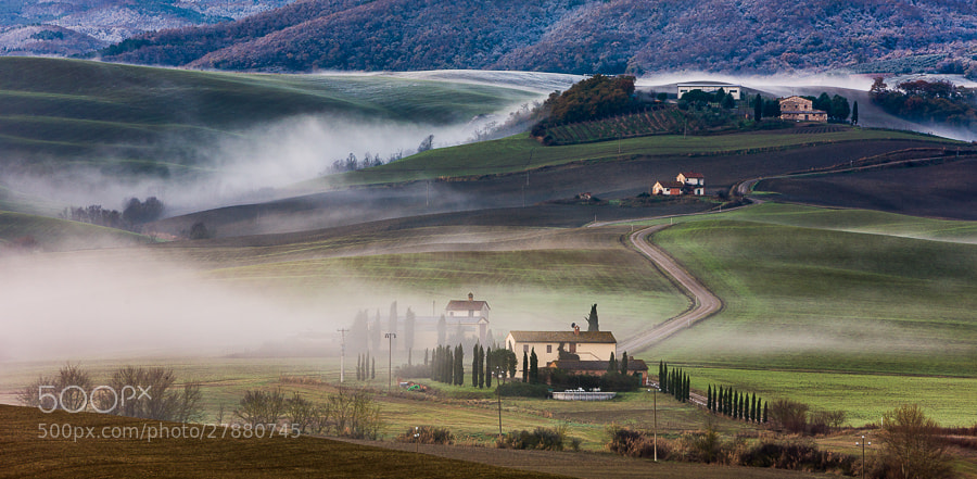"""<a href=""""http://www.hanskrusephotography.com/Workshops/Tuscany-Workshop-November-11/24503340_KkvZqW#!i=2401303169&k=XRsPvqn&lb=1&s=A"""">See a larger version here</a>  This photo was taken during preparations for a photo workshop in Tuscany November 2010."""