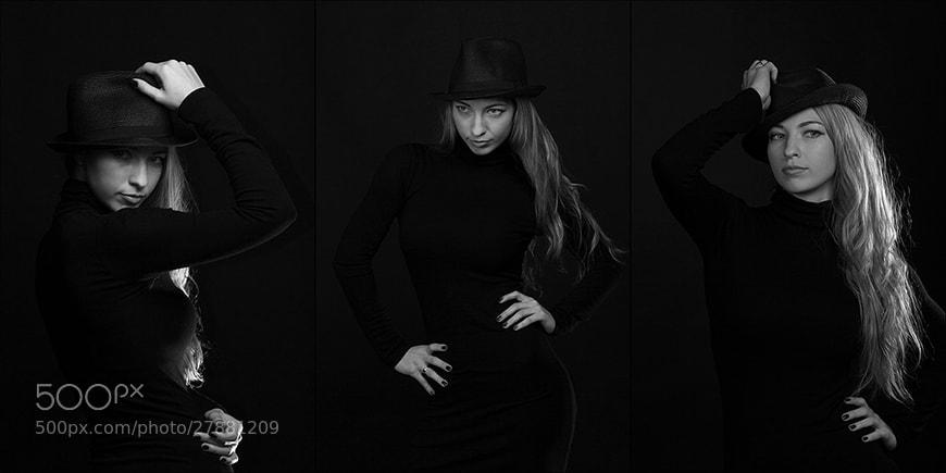 Photograph Lady Jazz by Irina Sen' on 500px