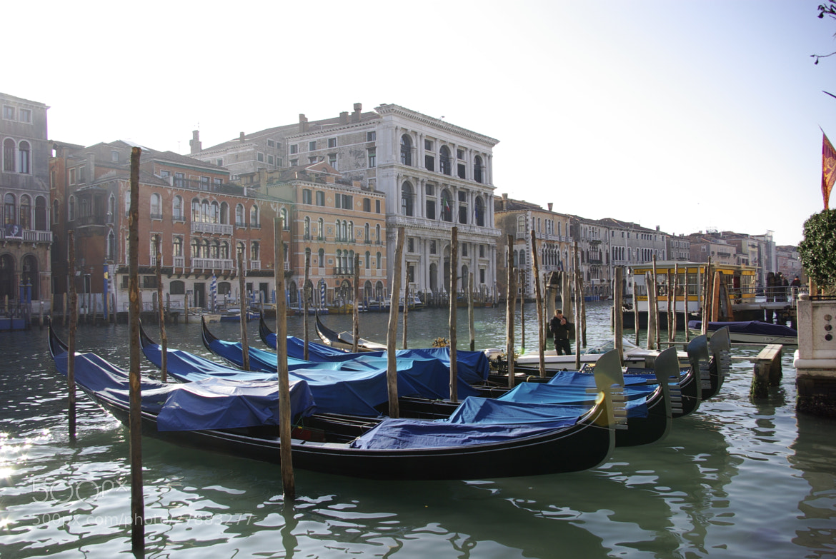 Photograph Gondolas in venice by Robert Washington on 500px