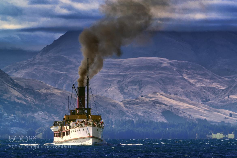 Photograph Lady of Lake Wakatipu by Anuparb Papapan on 500px