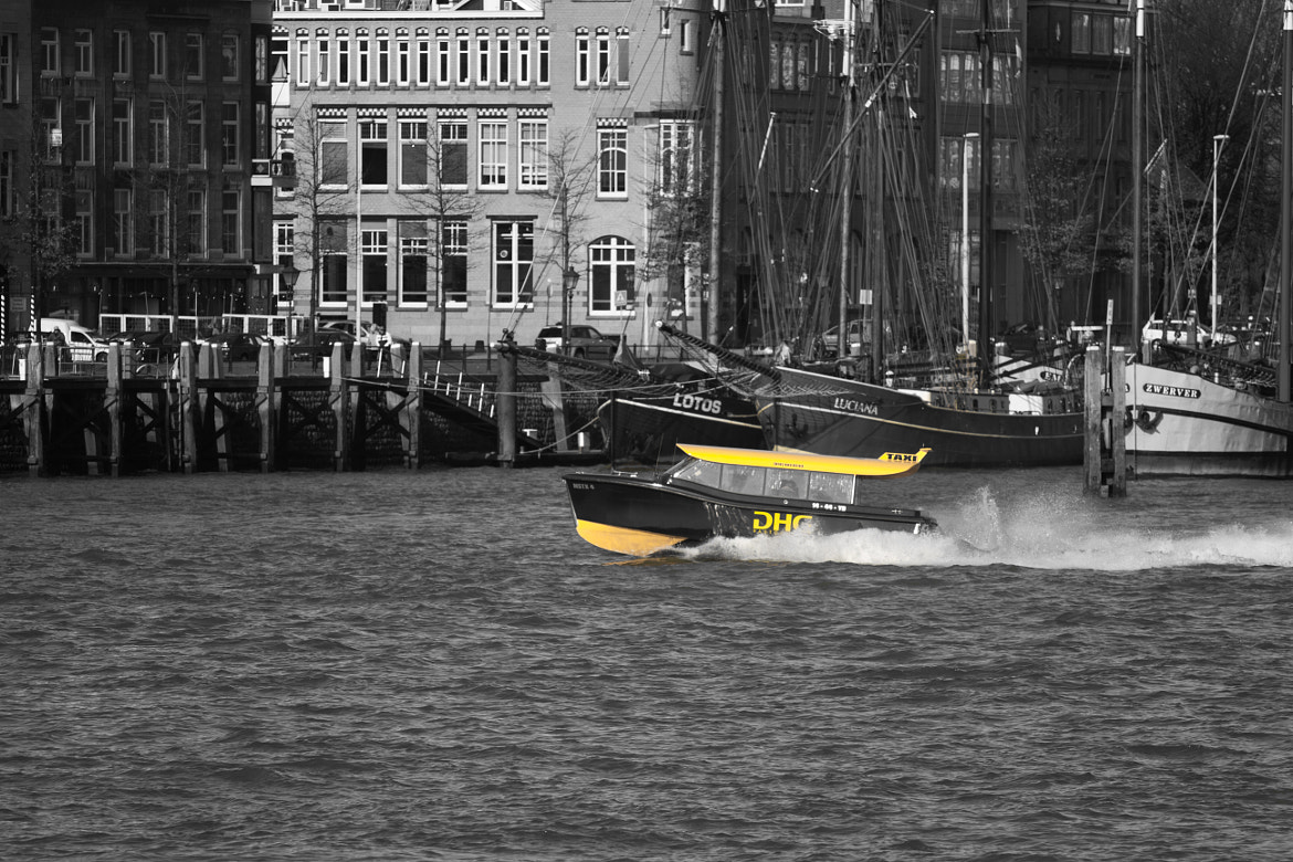 Water taxi Rotterdam