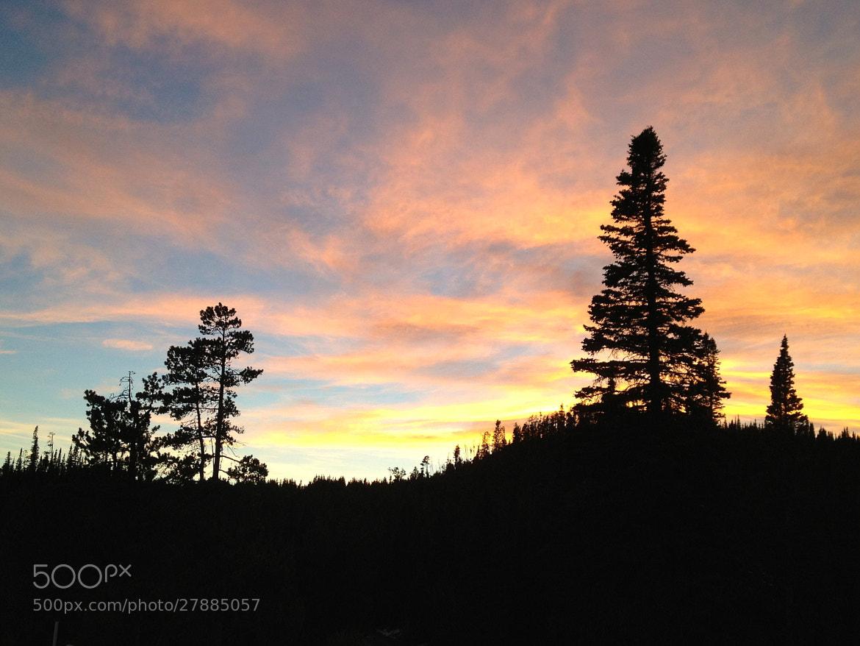 Photograph Little Bear sunset ... by Mark Hufstetler on 500px
