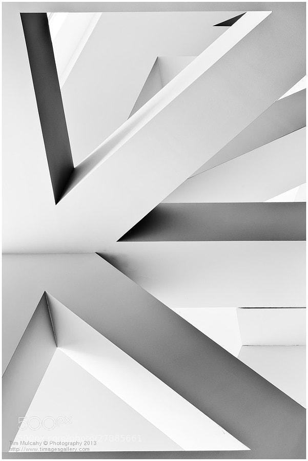 Interior architectural detail.