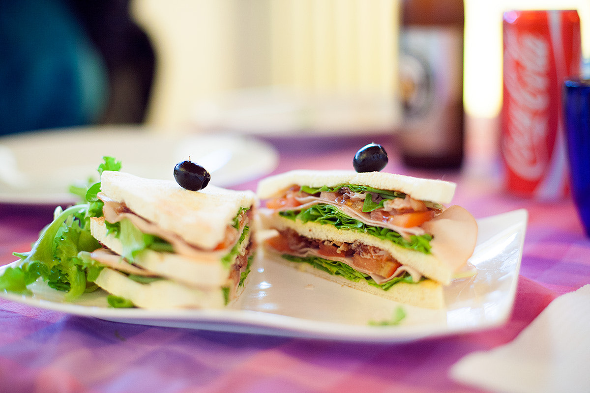 Photograph Clubhouse Sandwich by Riccardo Vandoni on 500px