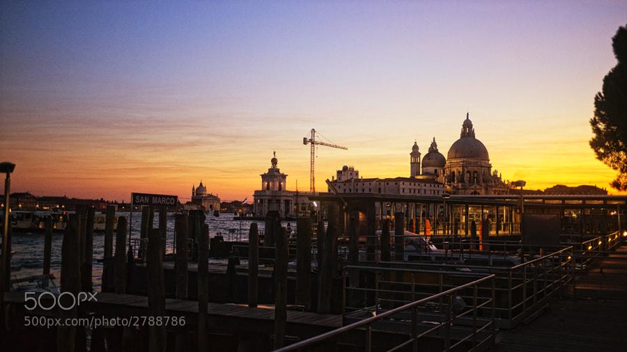 Photograph Venezia by Sanjin Jukic on 500px
