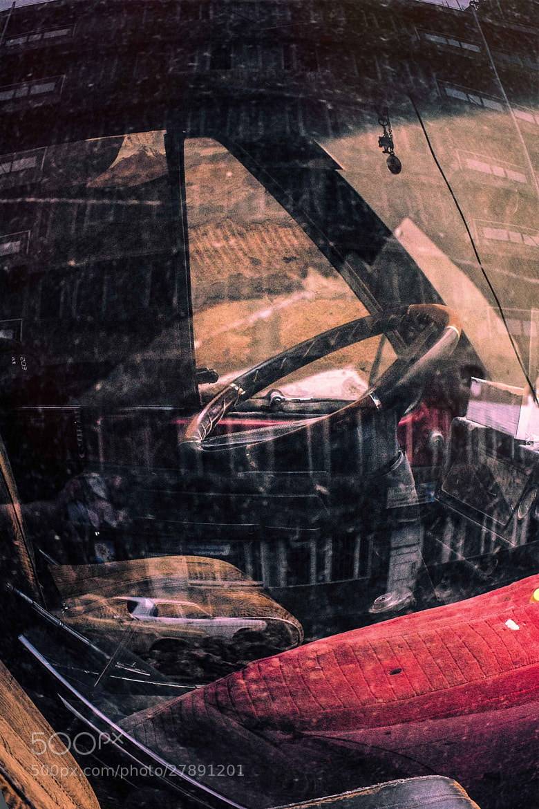 Photograph Life of the Driver's Eyes by Aram Kirakosyan on 500px