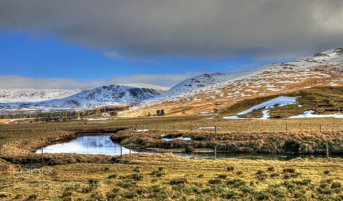 Photograph Glen Clova 2 by Hilda Murray on 500px