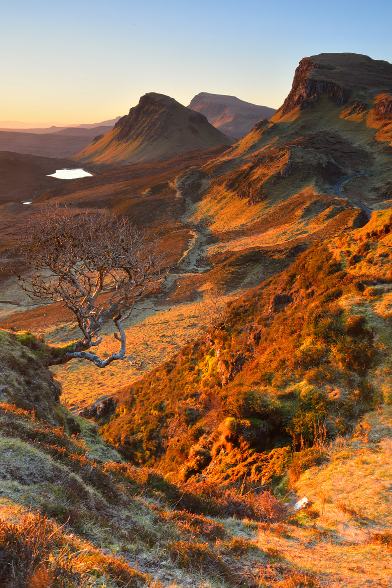 Photograph Quiraing sunrise by Jon Sketchley on 500px