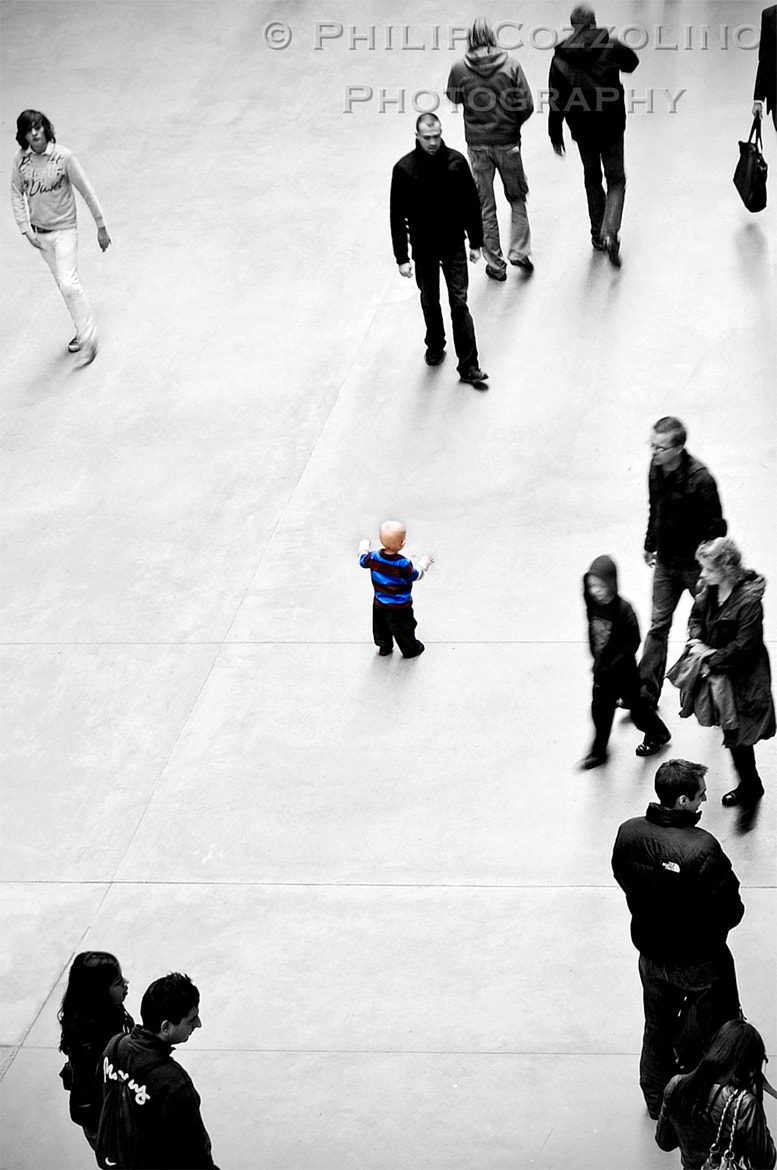 Photograph Tate Toddler by Philip Cozzolino on 500px