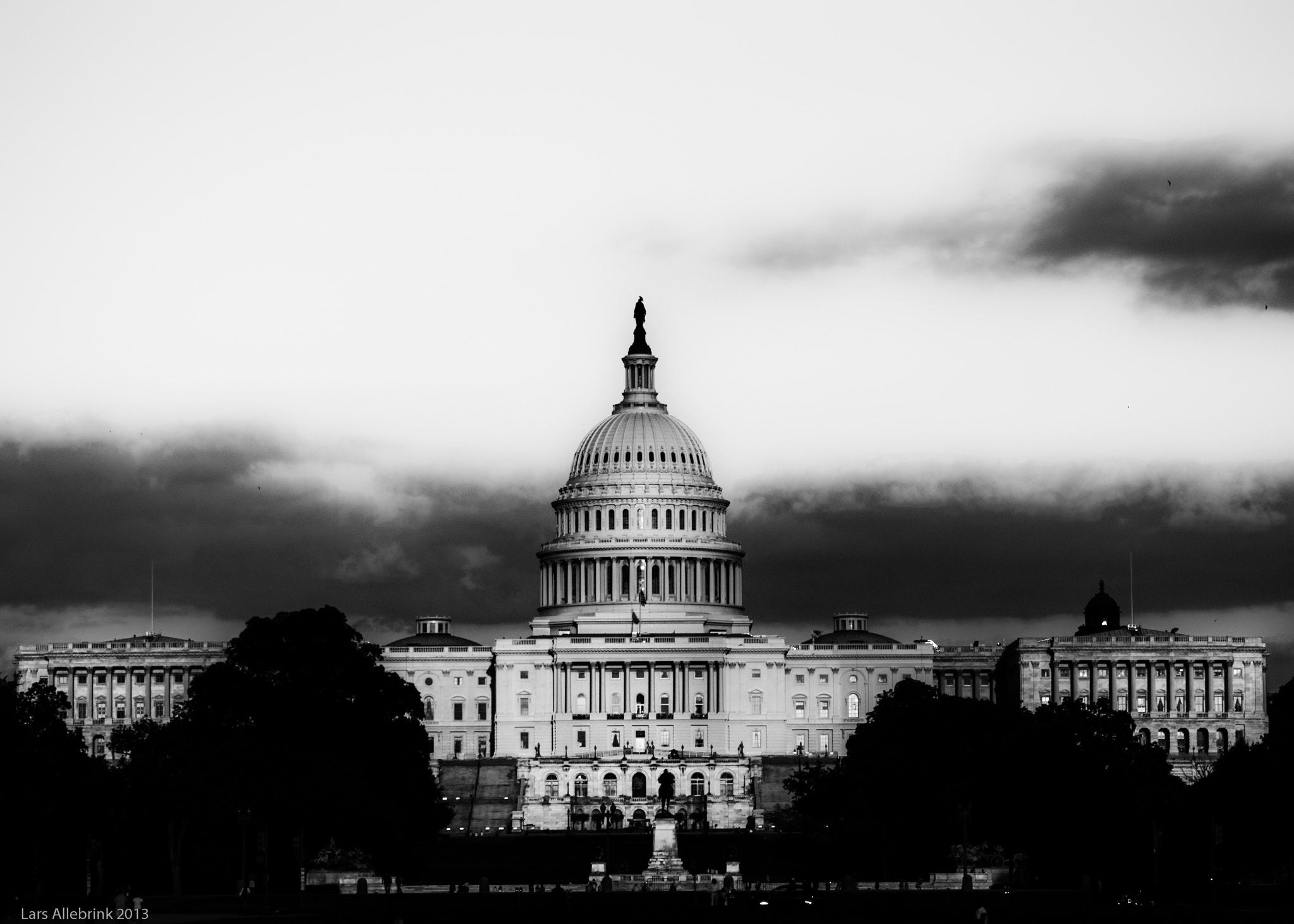 Photograph Capitol by Lars  Allebrink on 500px