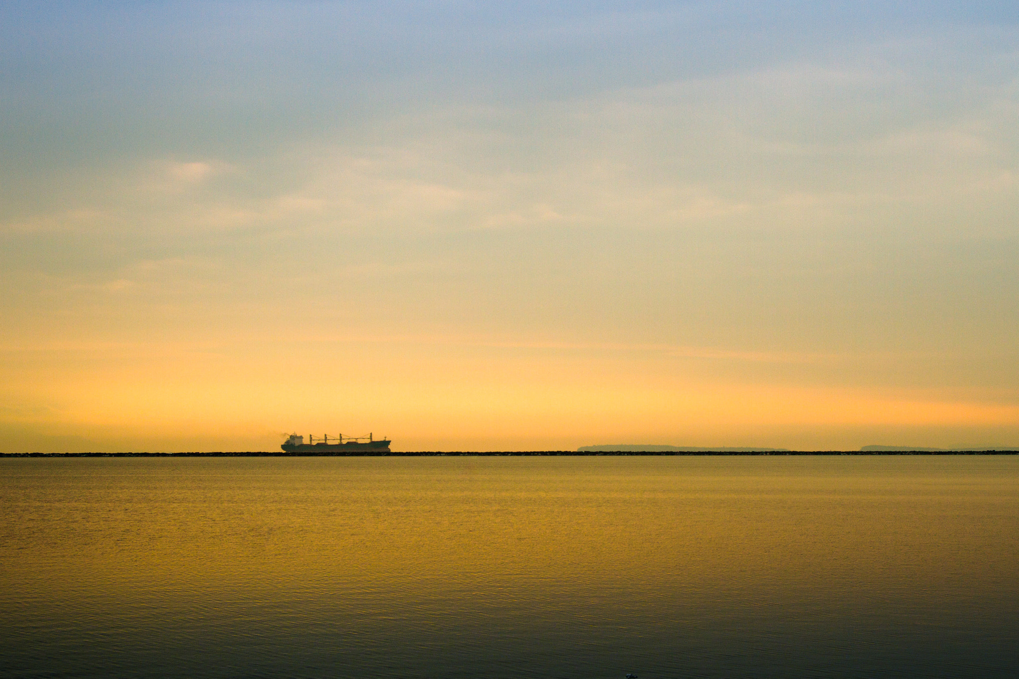 Photograph Sunset on Lake Superior by Ash Furrow on 500px