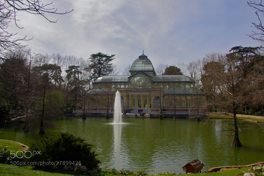 Photograph Parc du Retiro by Gilles Le Drian on 500px