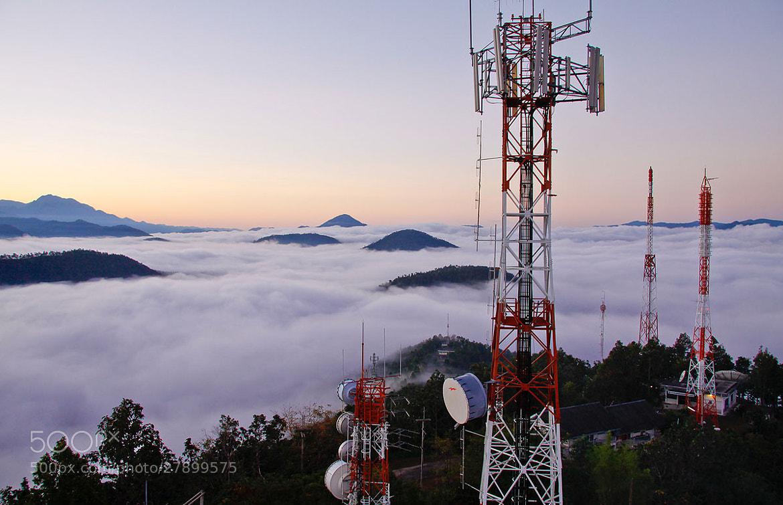 Photograph The Mist by ทิวทิวา ภูตะวัน on 500px