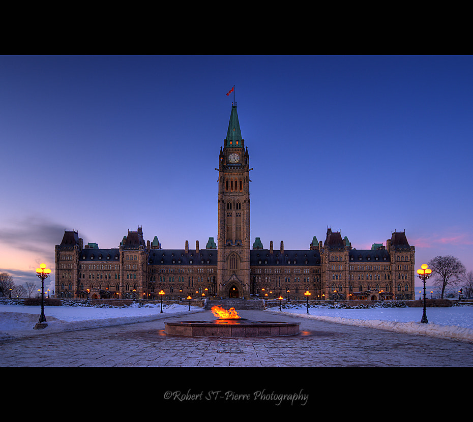 Photograph Parliament Building Canada by Robert St-Pierre on 500px