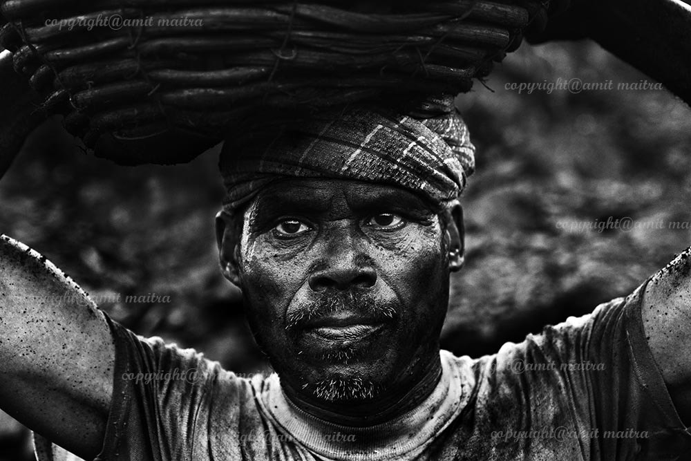 Photograph A Daily Laborer by Amit Maitra on 500px