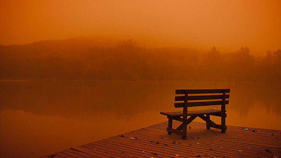Waiting, автор — Arpad Kovacs на 500px.com