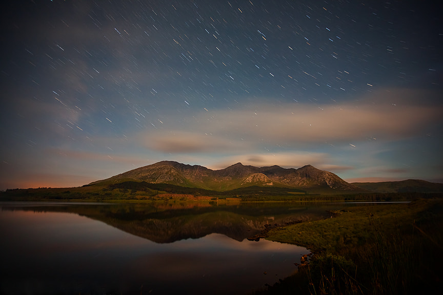 Photograph A Summer Night by Kelvin Gillmor on 500px