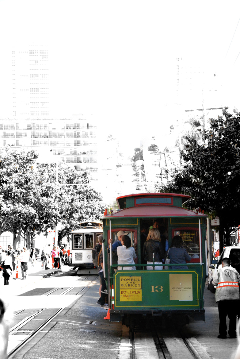 Photograph Cable car by Charlotte Frey on 500px