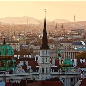 Vienna by sunrise catcher (sunrise_catcher)) on 500px.com