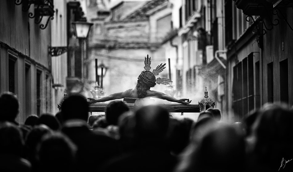 Photograph Via Crucis by Antonio Diaz on 500px