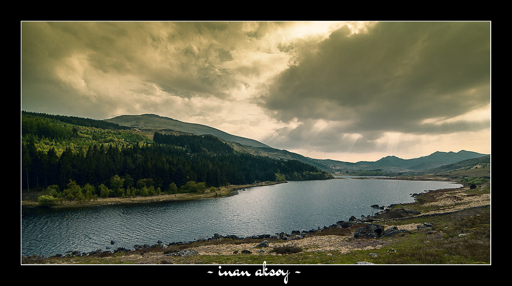 Photograph Wales - Snowdonia by Inan Aksoy on 500px