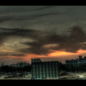 my first hdr click