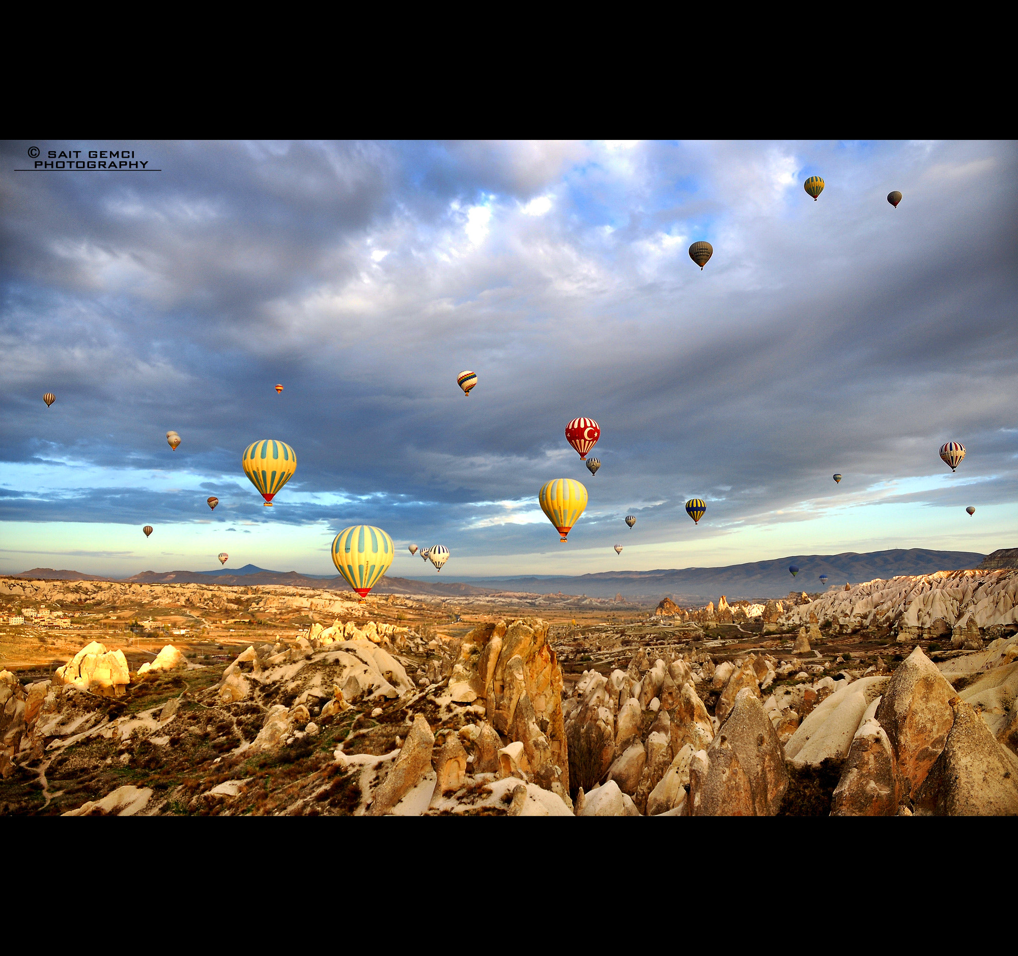 Photograph Balloons 05 by Sait Gemci on 500px