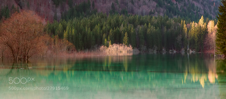 Photograph lago fusini by Reinhold Samonigg on 500px