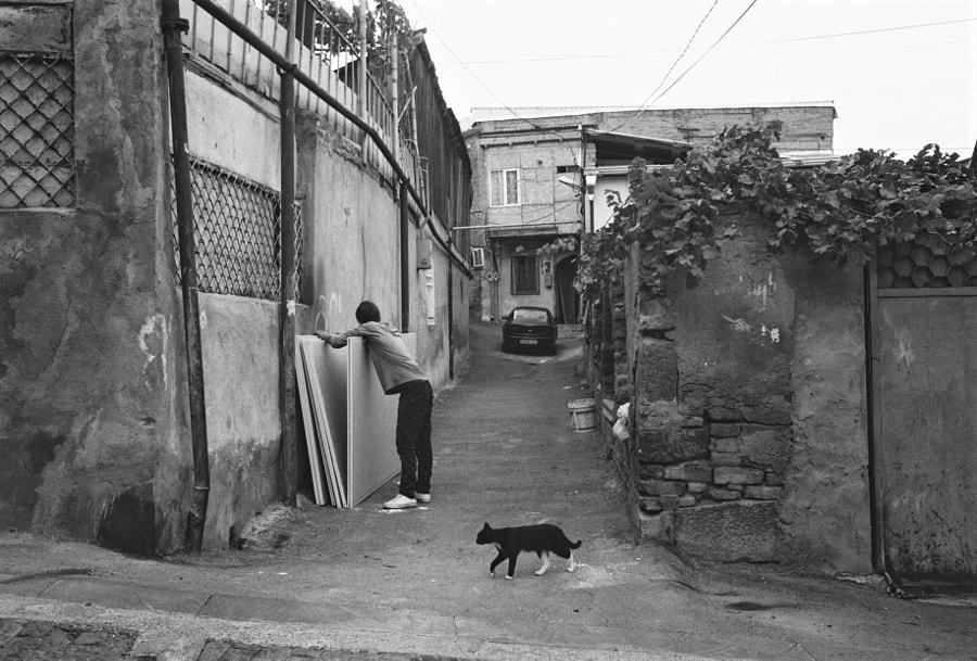 Streets of Mtatsminda, автор — Mattia Corato на 500px.com