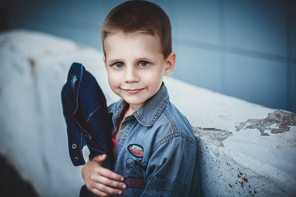 Photograph Child by Jay Lay on 500px
