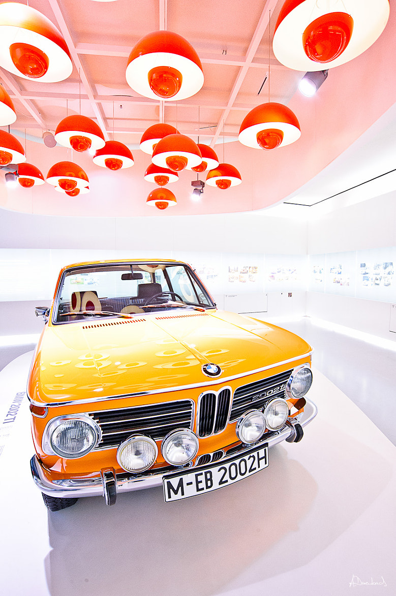 Photograph BMW 2002 by Alexander Derenbach on 500px