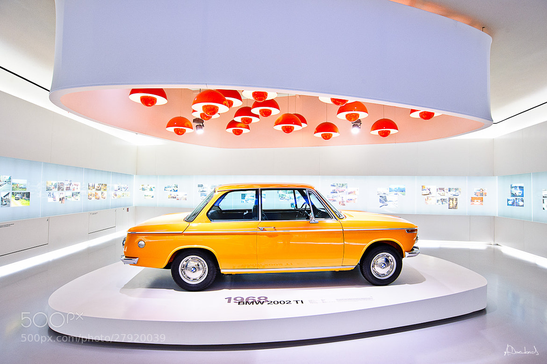 Photograph BMW 2002 IV by Alexander Derenbach on 500px