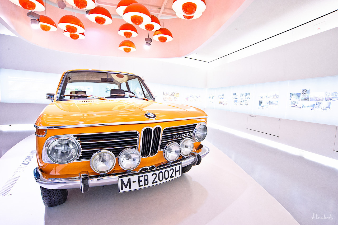Photograph BMW 2002 II by Alexander Derenbach on 500px
