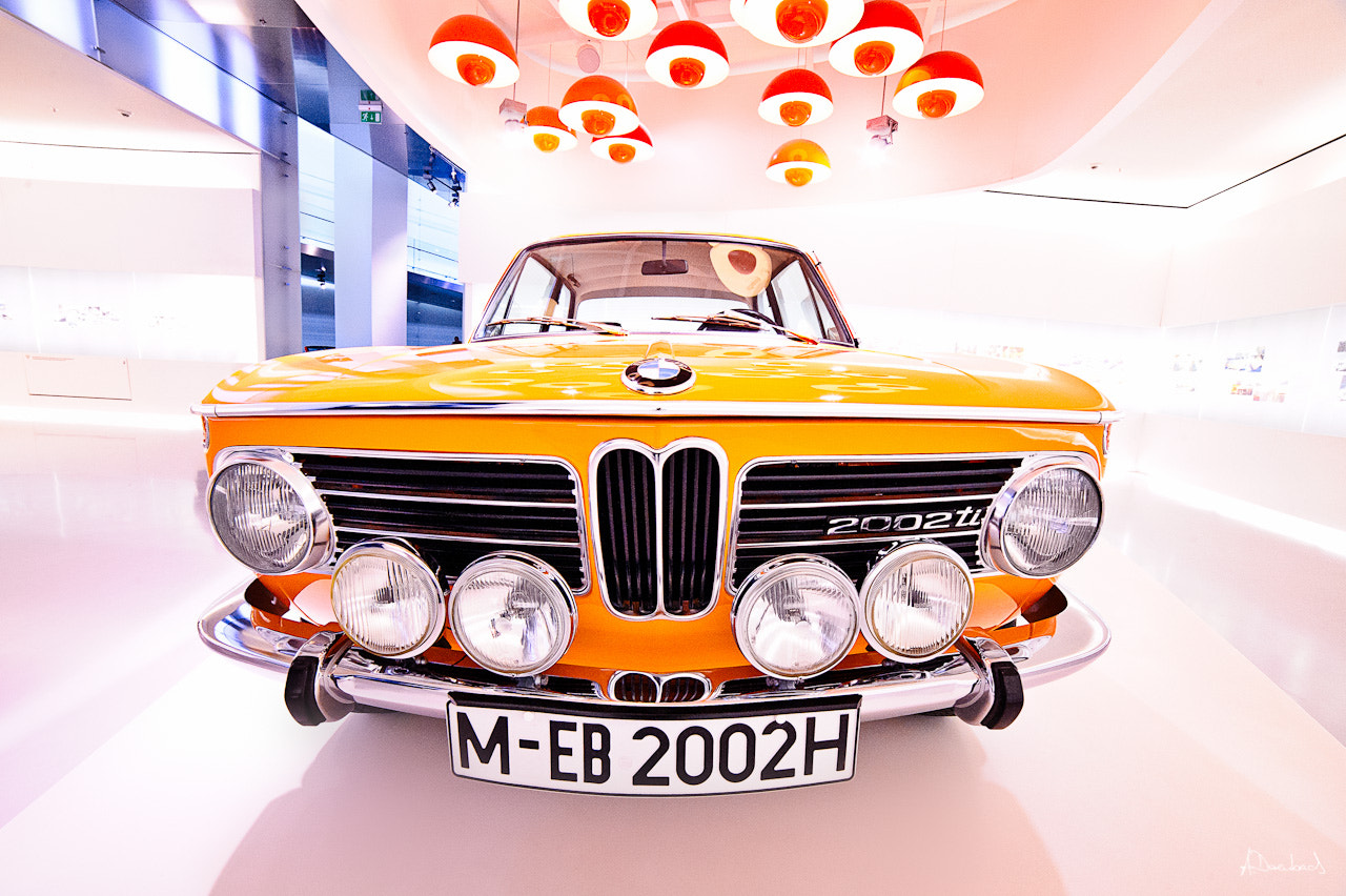 Photograph BMW 2002 III by Alexander Derenbach on 500px