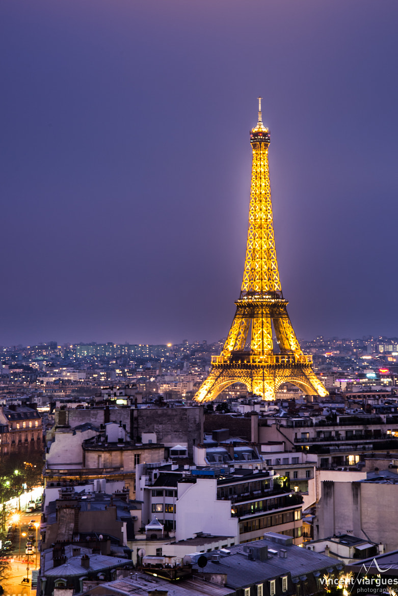 Photograph From Paris with love by vincent viargues on 500px