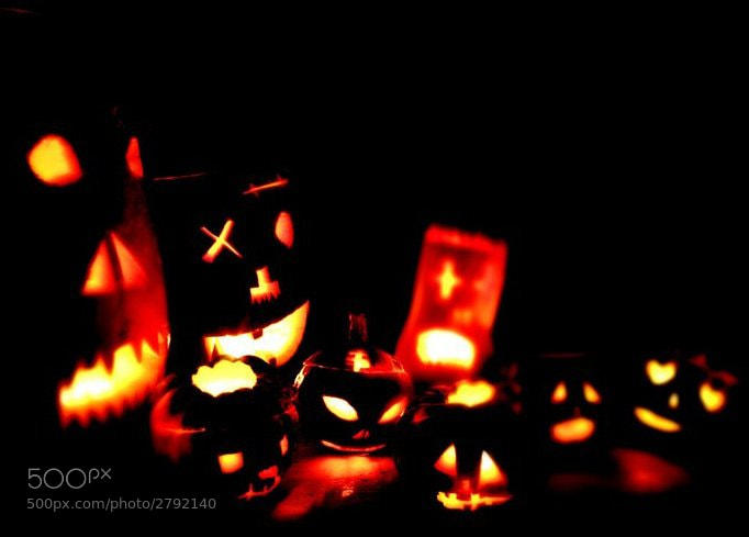 Photograph Happy Halloween by Berend Dreier on 500px