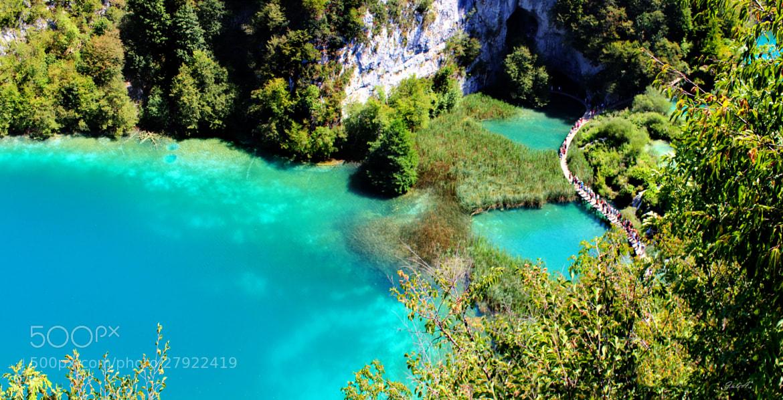 Photograph Plitvice Lakes National Park  by Julia  Apostolova on 500px