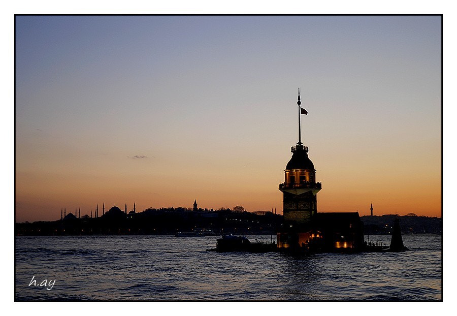 Photograph Istanbul by HUSEYIN AY on 500px